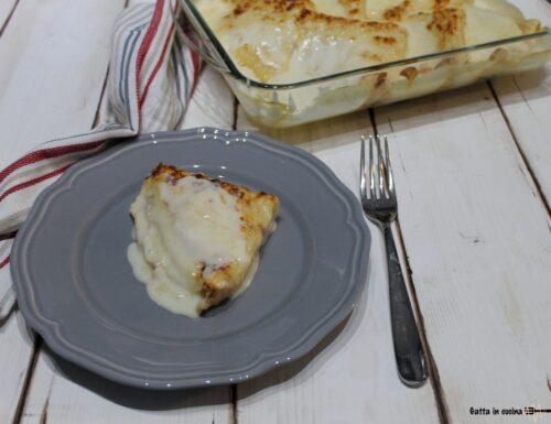 Crespelle al prosciutto e formaggio