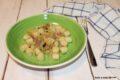 Gnocchi di patate con verza e speck
