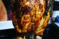 Beer can chicken in forno