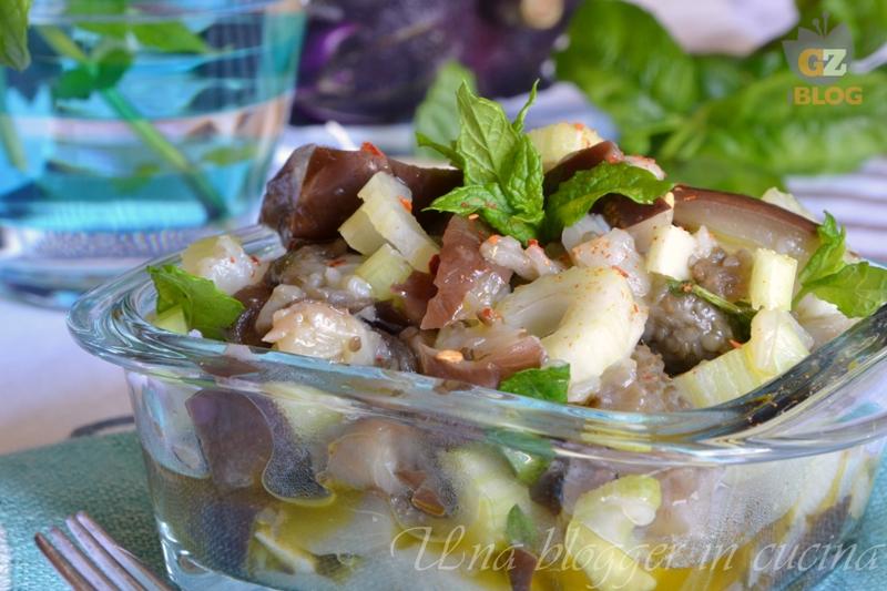 insalata di melanzane alla siciliana (1)