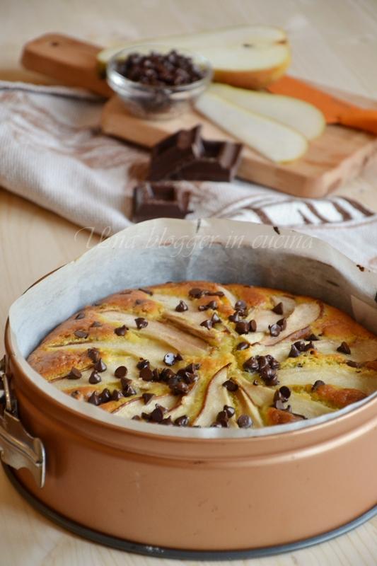 torta pere e cioccolato nuova (2)