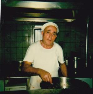 nonno olimpio cuoco