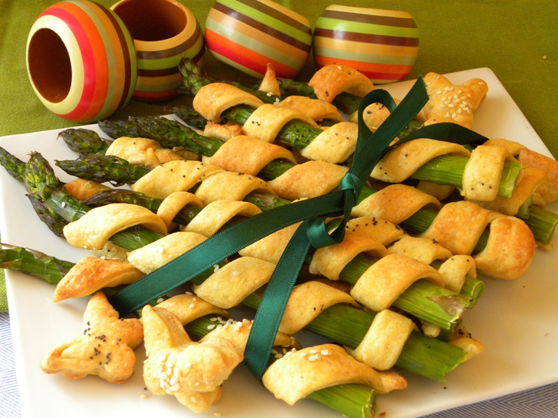 grissini asparagi