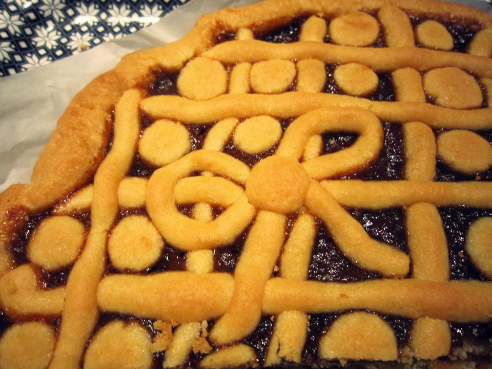 crostata sara peloni
