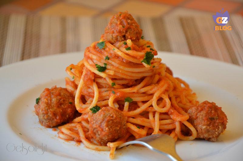 spaghetti meatballs orizz
