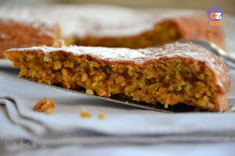 torta alle nocciole senza farina oriz