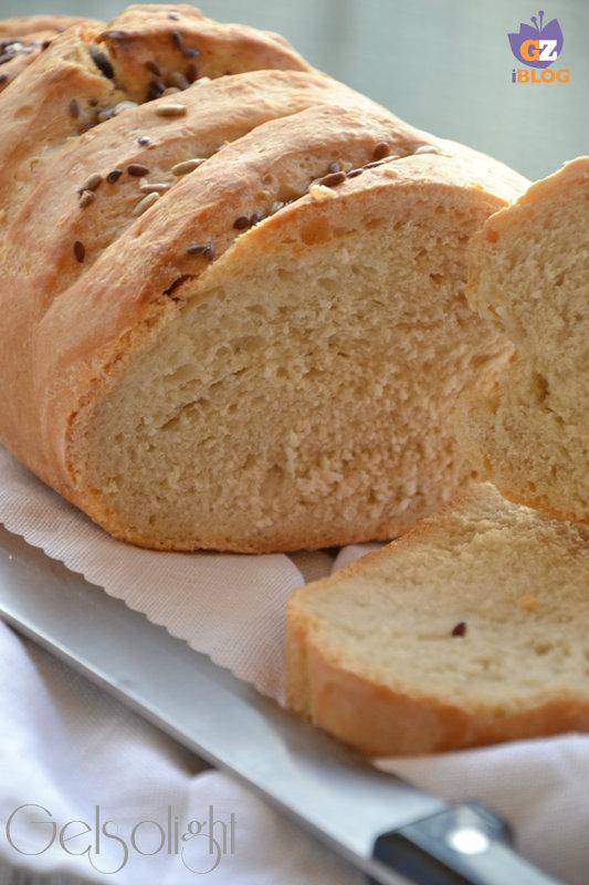 pane al farro fetta
