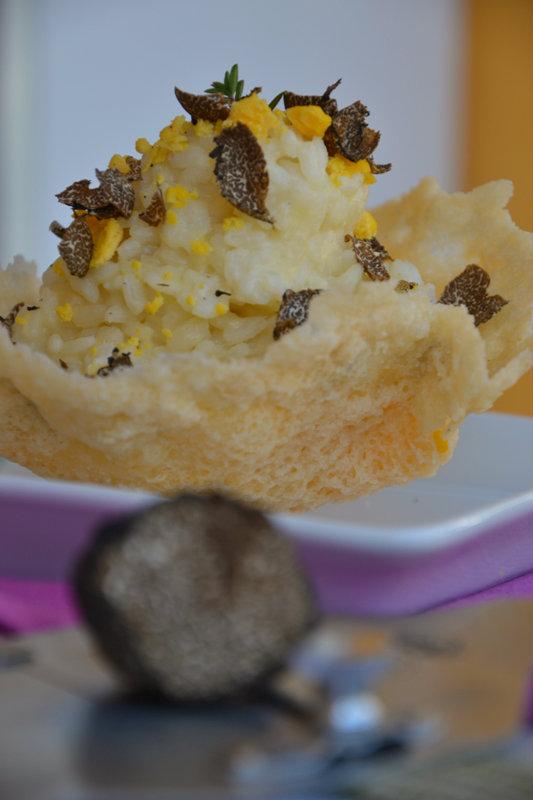 riso giallo tartufo 2