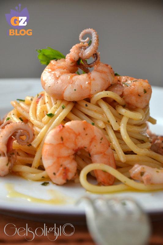 spaghetti comodino di pesceok