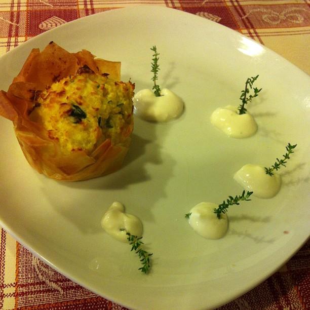 tortino di quinoa basso