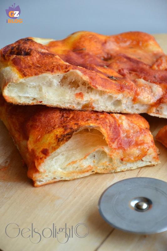 pizza con lievito madre vert
