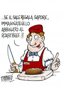 Dichetagliosei-Roast beef in crosta di sale