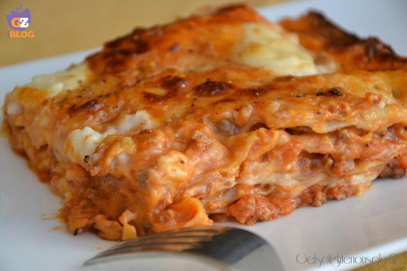 lasagne oriz