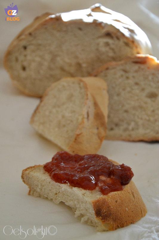 pane con esubero di pasta madre marme