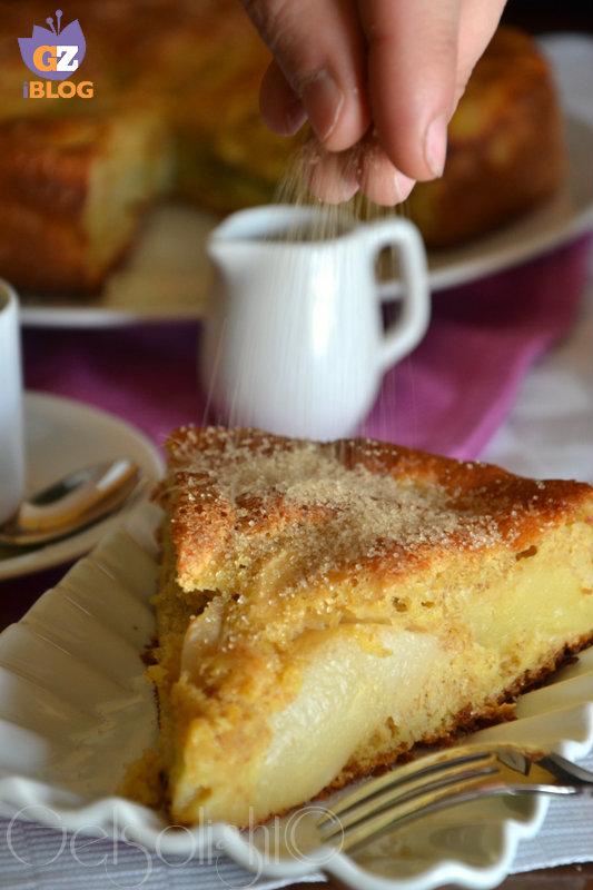torta macedonia vert zucchero