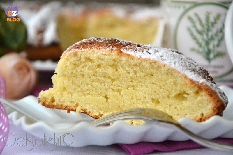 torta senza uova oriz