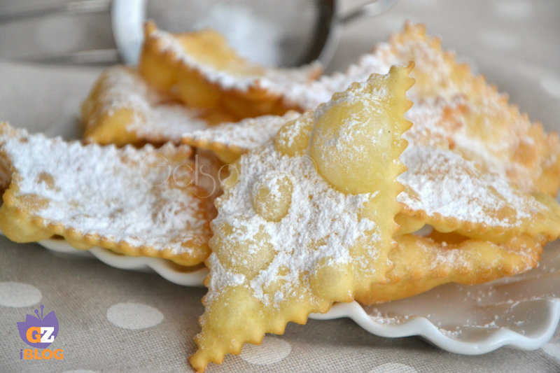 chiacchiere fritte carnevale or