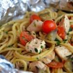 spaghetti terra e mare al cartoccio (1)