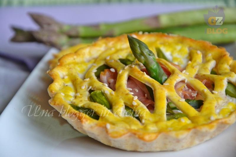 crostatine di asparagi e prosciutto (1)