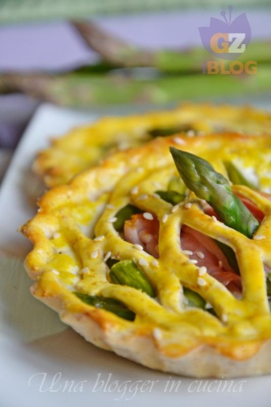 crostatine di asparagi e prosciutto (2)