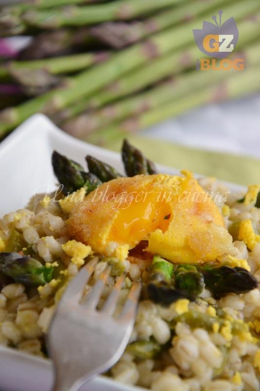 orzo con asparagi e uova (1)