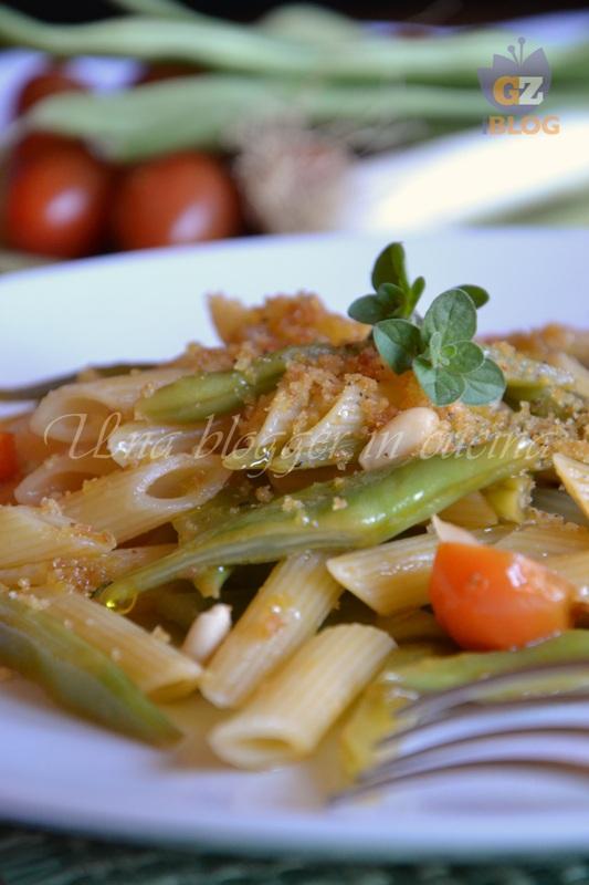 pasta con le taccole (1)
