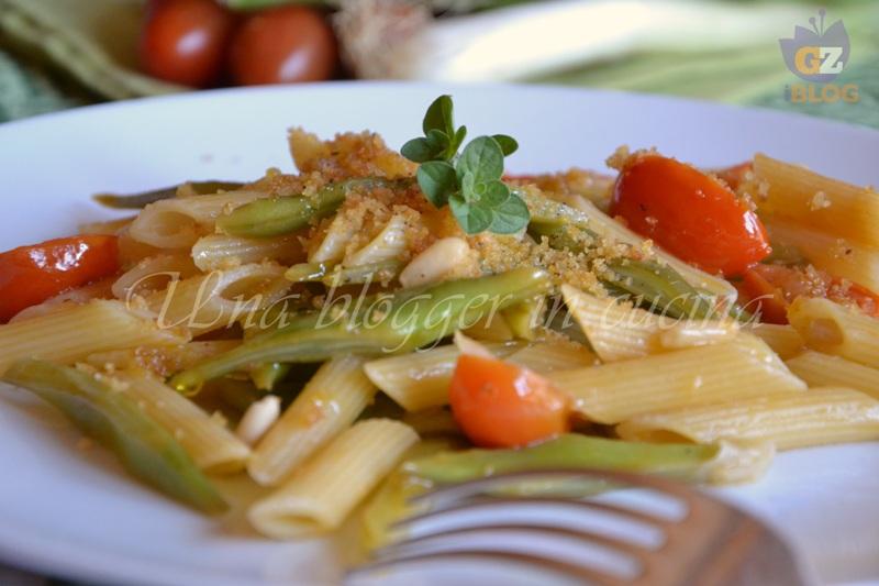pasta con le taccole (2)