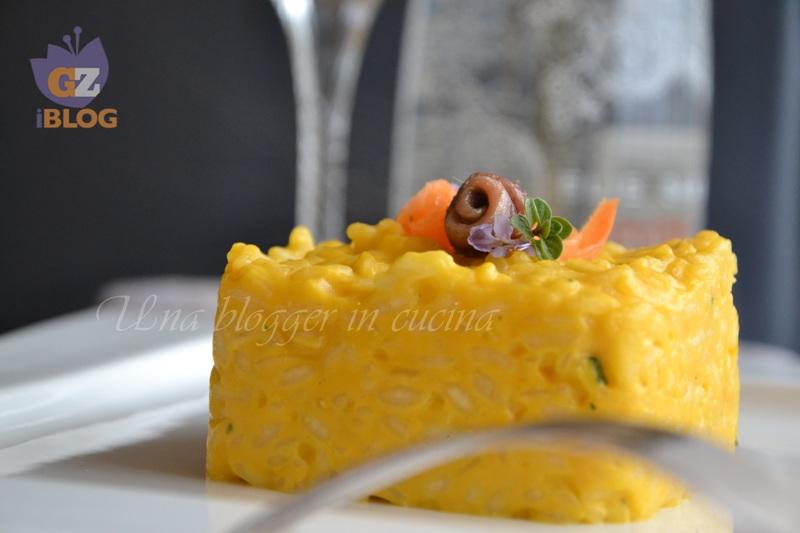 risotto alla crema di carote (2)