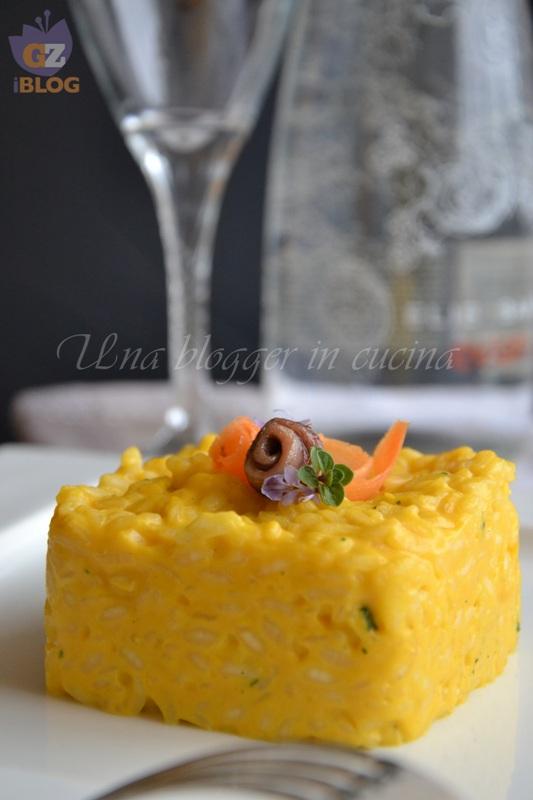 risotto alla crema di carote (3)