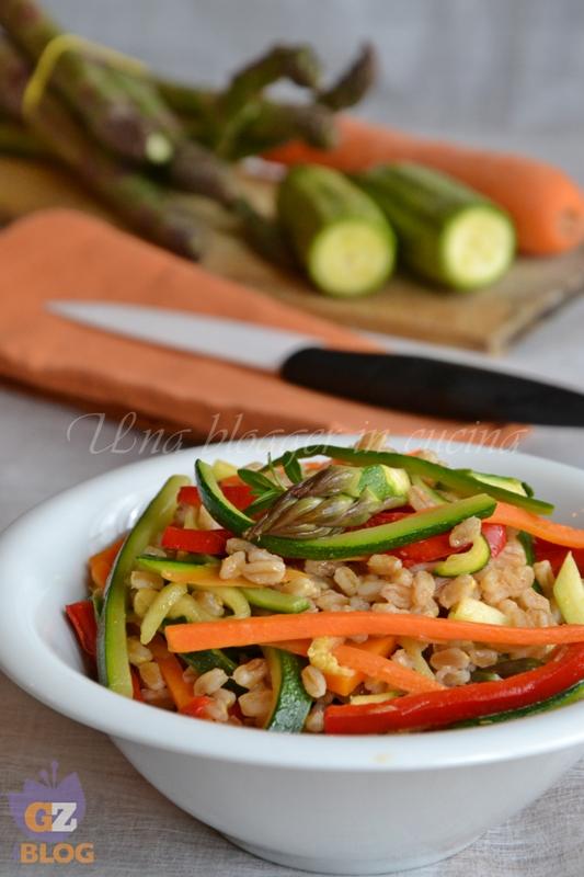 farro alle verdure (3)