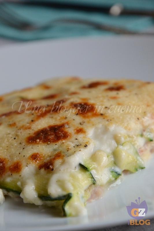 parmigiana di zucchine e prosciutto (2)