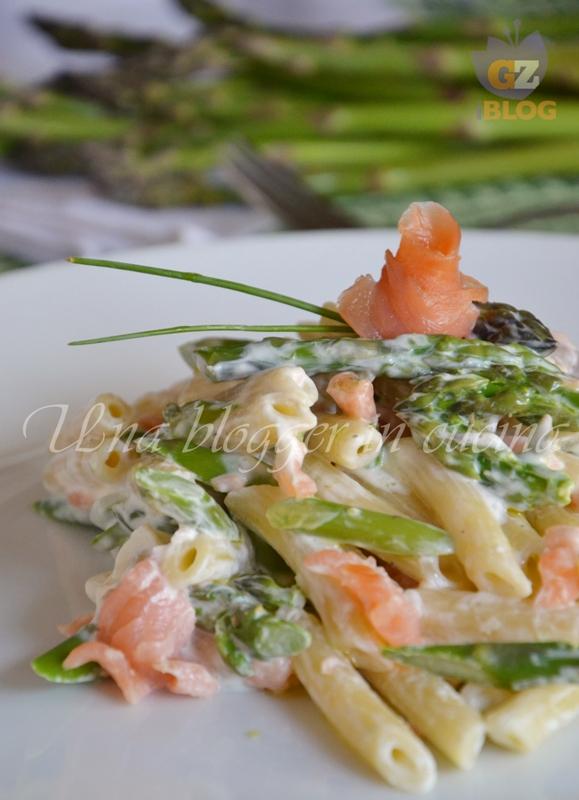 pasta asparagi e salmone (2)