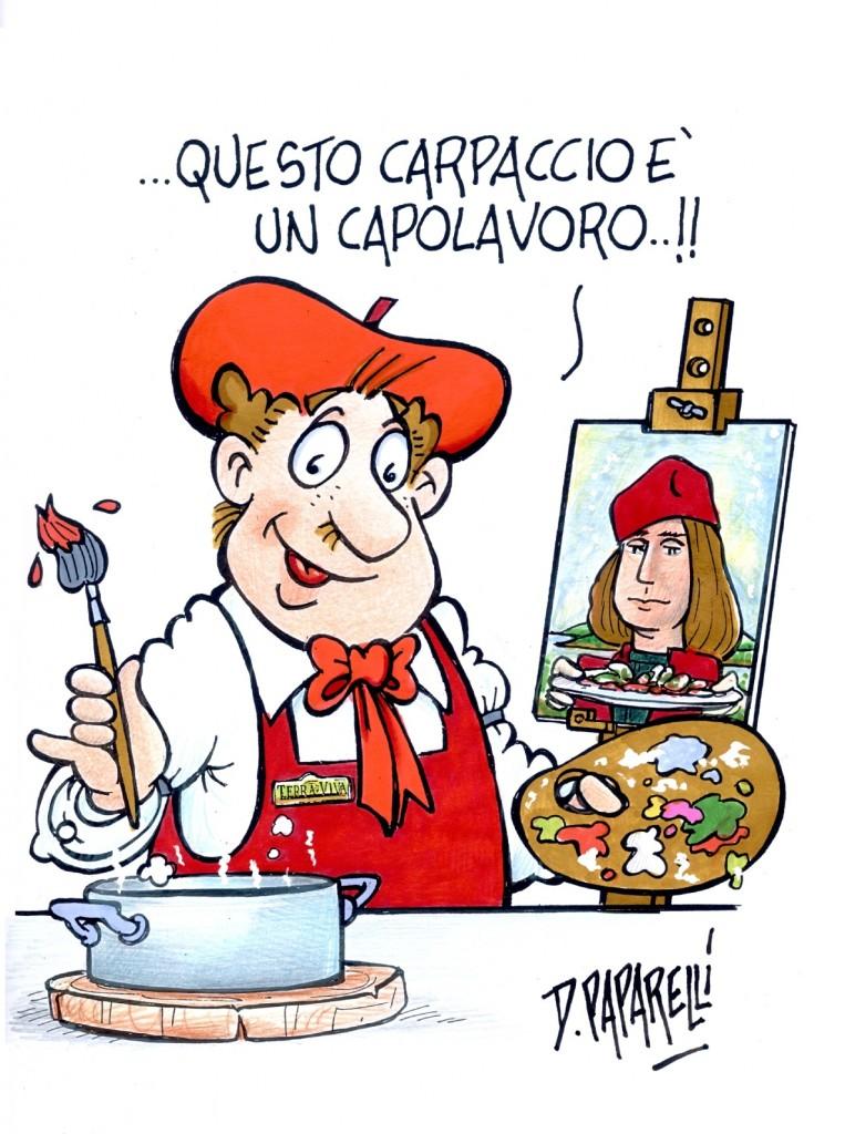 Tudichetagliosei- Carpaccio Paparelli
