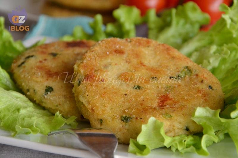 Ricetta hamburger di carne e verdure