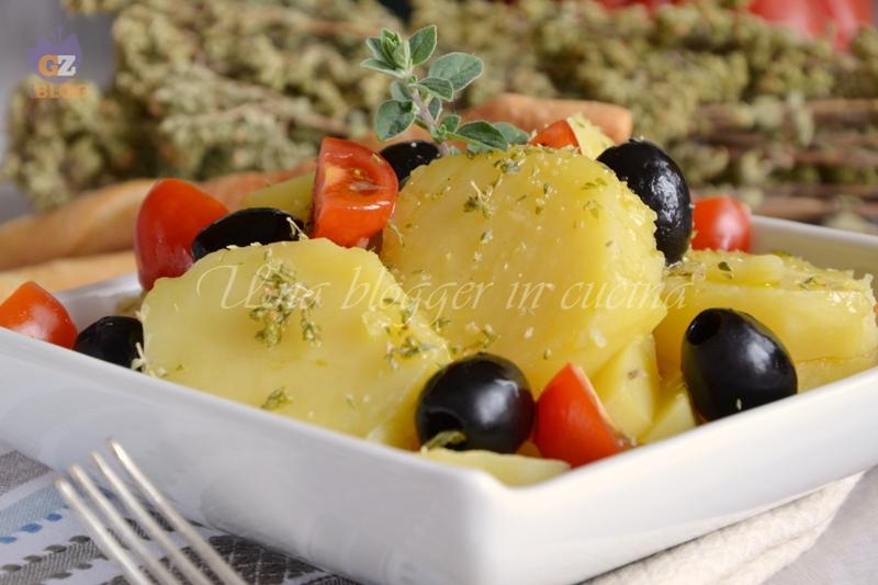 insalata di patate con origano (2)