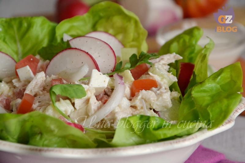 insalata pasticciata di pollo light (2)