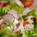 insalata pasticciata di pollo light OK