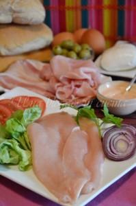 Ingredienti Chivito di pollo