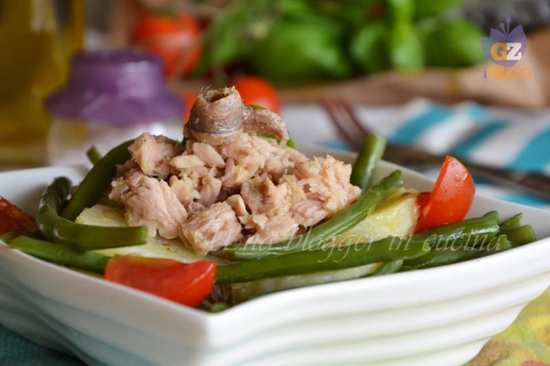 insalata di fagiolini patate e tonno (1)