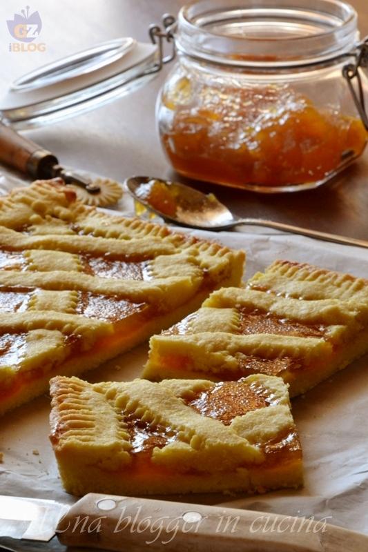 crostata alle pesche (4)