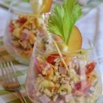 insalata di cereali nel bicchiere (2)