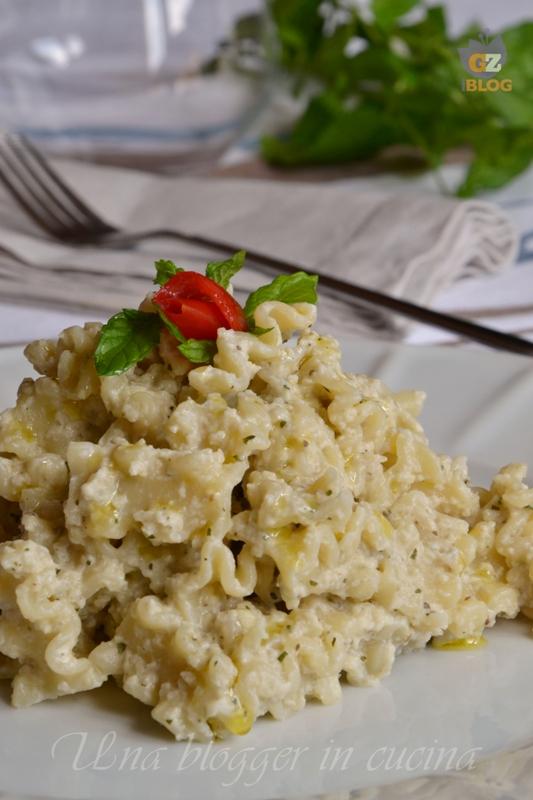 pasta con pesto di melanzane e caprino (2)