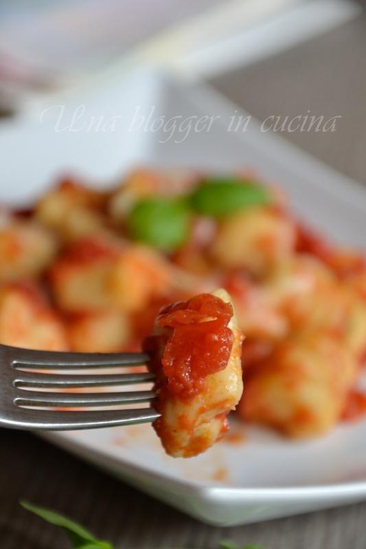 Gnocchi di ricotta e basilico con pomodoro - Cirio (5)