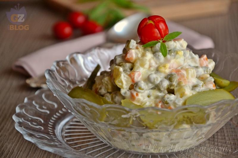 Insalata russa allo yogurt (1)