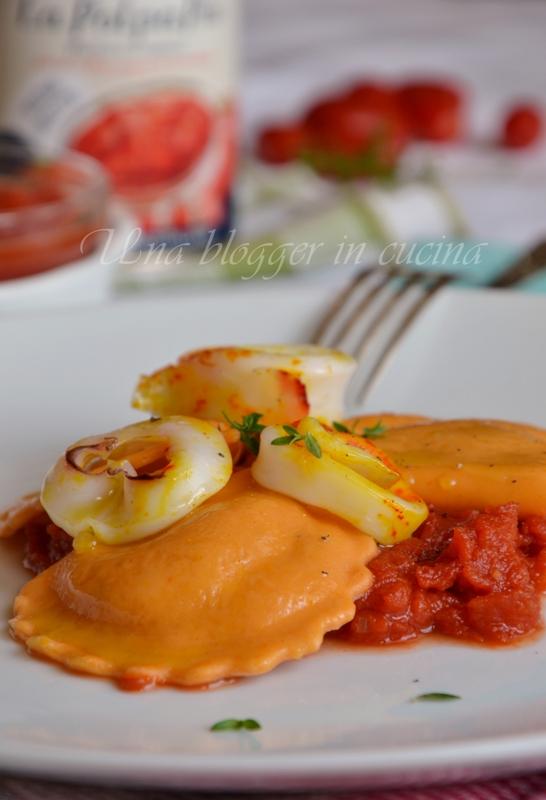 Mezzelune al pomodoro con sorpresa  (4)