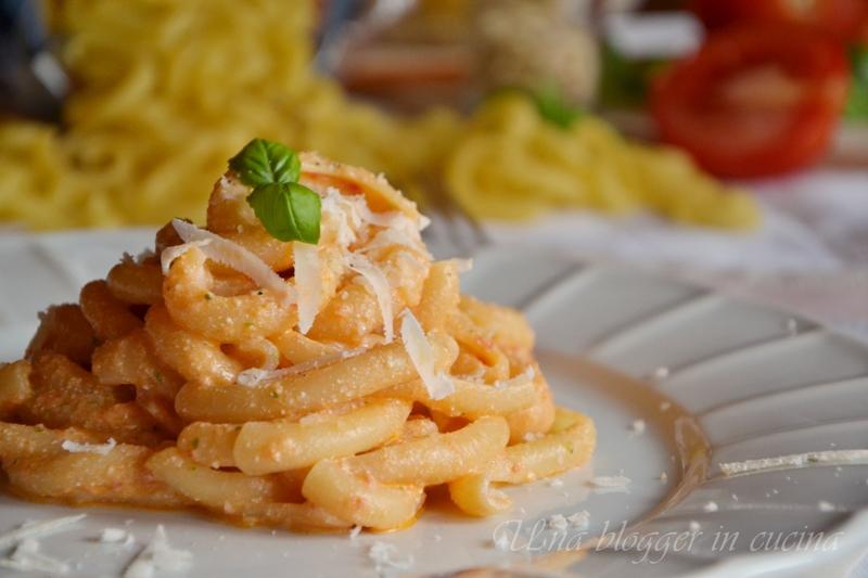 spaccatelle con pesto alla siciliana (2)