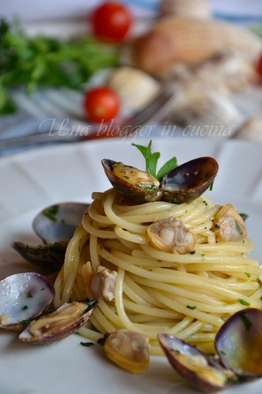 spaghetti con le vongole (1)