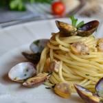 spaghetti con le vongole (2)