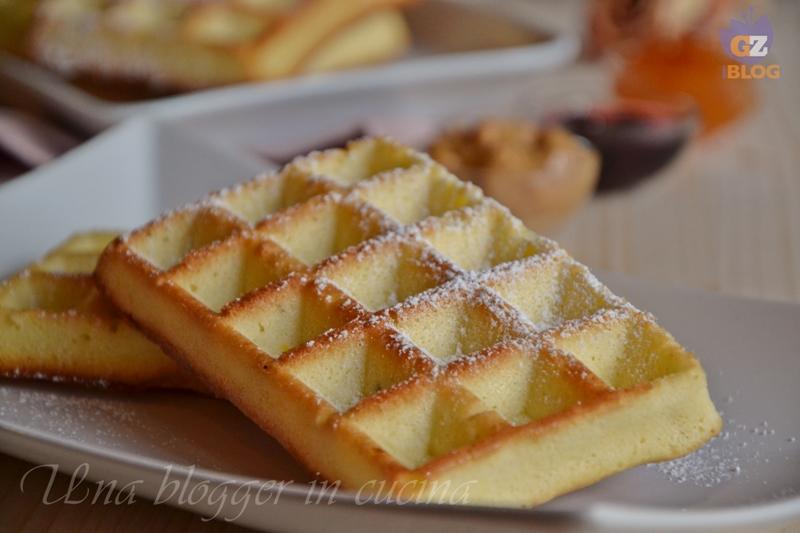 Ricetta Waffle Dolci Giallo Zafferano.Waffle