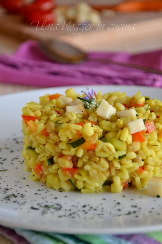 Cinque cereali verdure curcuma scamorza (1)